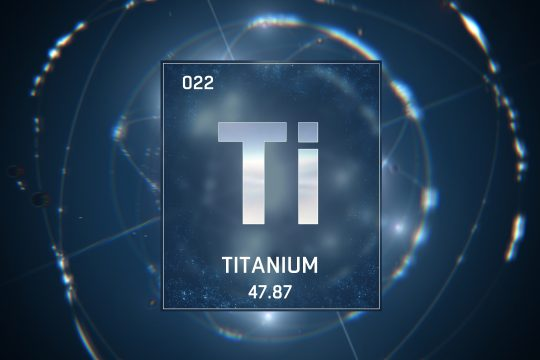 Titanium Investment Casting: What You Need to Know
