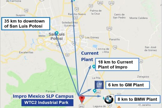 What Impro's Mexican Expansion Means for North American Customers
