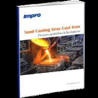 Sand casting gray cast iron_process capabilities limitations