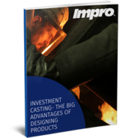 Investment Casting – The Big Advantages of Designing Products